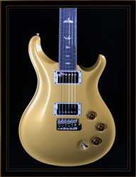 PRS DGT in Goldtop with Black Back and Bird Inlays