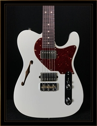 Suhr Alt T in Olympic White with Rosewood Fretboard