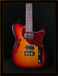 Suhr Alt T in 3-Tone Sunburst with Rosewood Fretboard