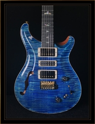 PRS Special 22 Semi-Hollow Artist Package in River Blue