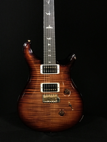 PRS Custom 24 Artist Package in Burnished Amber Burst