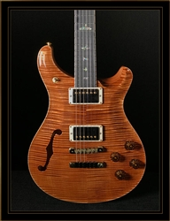 PRS McCarty 594 Artist Package Semi-Hollow LTD Edition in Copperhead
