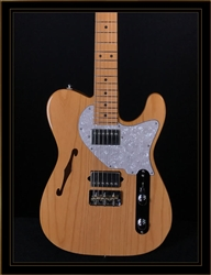 Suhr Alt T in Natural with Maple Fretboard
