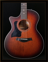 Taylor Left-Handed 324CE Grand Auditorium with V-Class Bracing