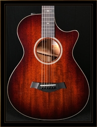 Taylor 522CE 12-Fret All Mahogany Grand Concert
