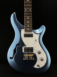 PRS S2 Vela Semi-Hollow in Frost Blue Metallic