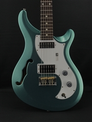 PRS S2 Vela Semi-Hollow in Frost Green Metallic
