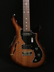 PRS S2 Vela Semi-Hollow in McCarty Tobacco Sunburst