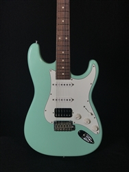 Suhr Classic S Antique in Surf Green with HSS Pickup Configuration and Rosewood Fretboard