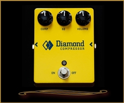 Diamond CPR-1 Compressor at The Guitar Sanctuary McKinney Texas