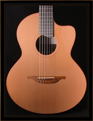 Lowden Jazz S-25J in Indian Rosewood with Cedar Top