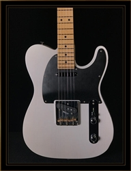 Suhr Classic T Antique in Transparent White