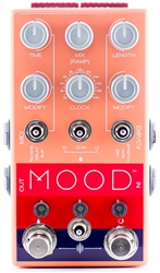 Chase Bliss Audio MOOD Granular Micro-Looper and Delay Pedal