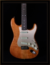 Fender Custom Shop Artisan Rose Myrtle Strat