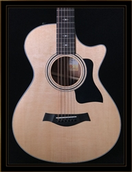 Taylor 352CE Cutaway Acoustic-Electric 12-String