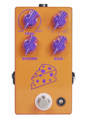 JHS Cheese Ball Distortion and Fuzz Pedal