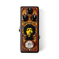 Jimi Hendrix JHW4 69 Psych Series Band of Gypsys Fuzz Pedal