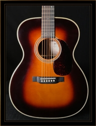 Martin 000-28EC Eric Clapton Signature Model in Sunburst