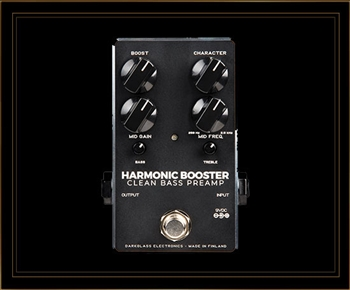 Darkglass Electronics Harmonic Booster Clean Preamplifier