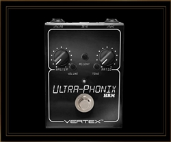 Vertex Ultra-phonix HRM Overdrive Pedal