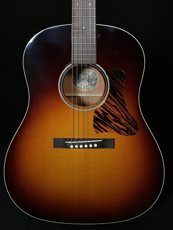 Collings CJ-35 Mahogany with Sunburst Top
