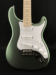 PRS John Mayer Signature Model Silver Sky in Orion Green with Maple Fretboard