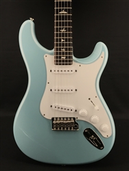PRS John Mayer Signature Model Silver Sky in Polar Blue with Rosewood Fretboard