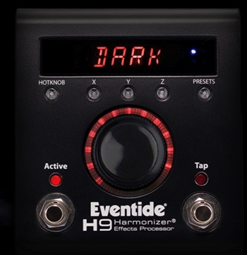 Eventide H9 MAX Dark Limited Edition Multi-Use Effect Pedal