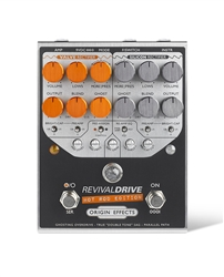 Origin Effects RevivalDRIVE Hot Rod Edition Overdrive Pedal