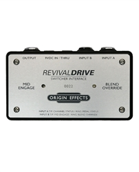Origin Effects Switcher Interface for RevivalDRIVE