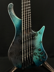 Ibanez EHB1505MS 5-String Bass in Tropical Seafloor Flat