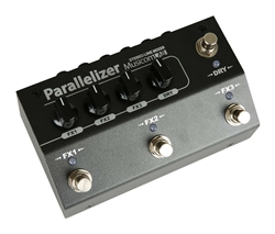 MusicomLAB Parallelizer Stereo Line Mixer