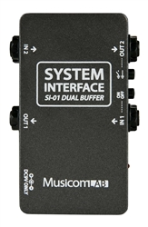 MusicomLAB SI-01 System Interface Dual Buffer