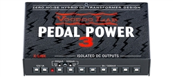 Voodoo Lab Pedal Power 3 Pedalboard Power Supply