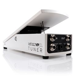 Ernie Ball PO6200 VPJR Tuner Pedal in White