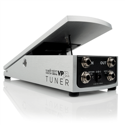 Ernie Ball PO6201 VPJR Tuner Pedal in Silver