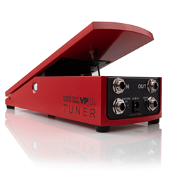 Ernie Ball PO6202 VPJR Tuner Pedal in Red