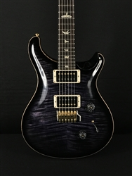 PRS Custom 24 in Purple Mist with Flame Maple Ten-Top