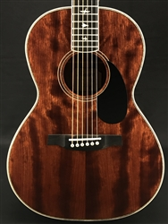 PRS SE P20E Parlor Acoustic-Electric in Vintage Mahogany