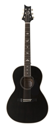 PRS SE P20E Parlor Acoustic-Electric in Charcoal
