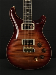 PRS DGT in Cherry Burst with 10 Top and Bird Inlays