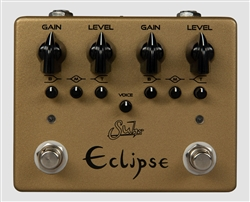 Suhr Eclipse Dual Channel Overdrive and Distortion Pedal