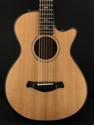 Taylor Builder's Edition 652CE Maple Grand Concert 12-String