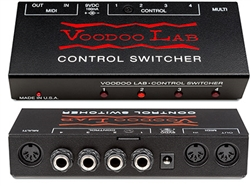 Voodoo Lab Control Switcher MIDI Amp Commander