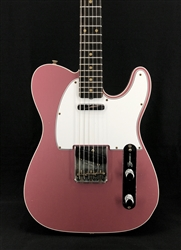 Fender Custom Shop 1960 Tele Custom Relic in Burgundy Mist