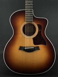 Taylor 214CE-K SB Koa Grand Auditorium with Sunburst Finish