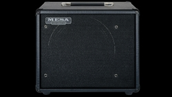 Mesa Boogie 1x12 Front Ported Thiele Cabinet in Black Taurus