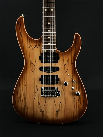Tom Anderson Angel with Spalt Beech Wood Top