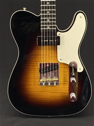 Fender Custom Shop Artisan P90 Telecaster in Aged Antique Burst