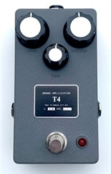 Browne Amplification T4 Fuzz Pedal